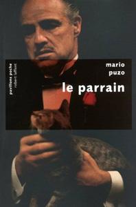 """Couverture du roman """"Le parrain"""" de Mario Puzo"""