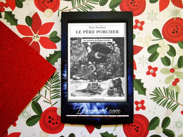 Roman Le Père Porcher de Terry Pratchett : sélection du défi littéraire Valériacr0 août 2020