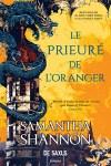 Couverture du roman Le Prieuré de l'Oranger de Samantha Shannon