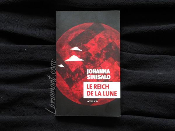 """Roman """"Le Reich de la Lune"""" écrit par Johanna Sinisalo mis en scene pour le défi littéraire Valériacr0"""
