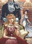 """Couverture de la bande dessinée """"Le retour de Lavinia"""" d'Alwett et Moretti, tome 7 de la série """"Princesse Sara"""""""