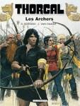 Les archers, 9e tome de Thorgal de Van Hamm & Rosinski