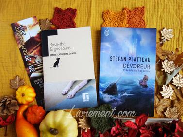 Salon littéraire Ménétrol : Les Aventuriales - Lives dédicacés Blog Livrement