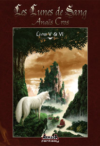 Roman Les enfants de la magie écrit par Anais Cros issu de la série Lunes de sang tome 5