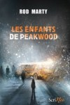 Couverture du roman Les enfants de Peakwood de Rod Marty