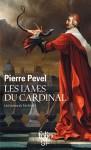 """Couverture """"Les lames du cardinal"""" de Pierre Pevel : tome 1"""