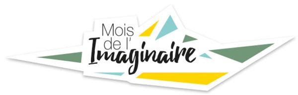 Logo Le mois de l'imaginaire