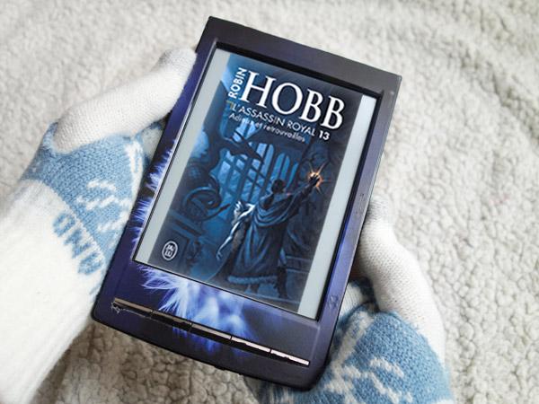 """Mise en scène du roman """"Adieux et retrouvailles"""" de Robin Hobb"""