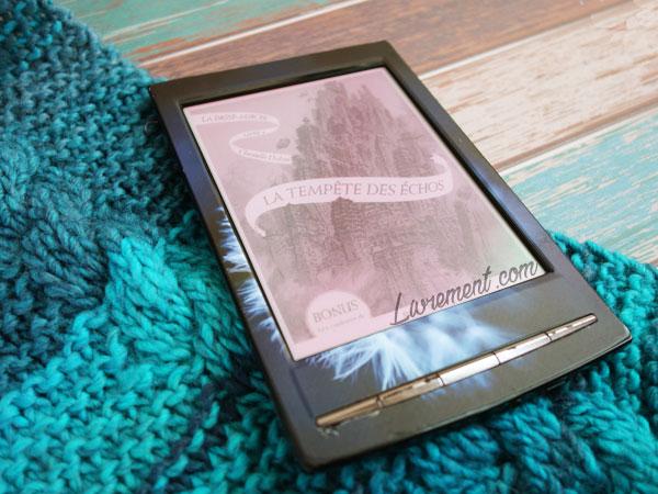 Mise en scène du roman La tempête des échos de Christelle Dabos ; tome 4 de la Passe Miroir