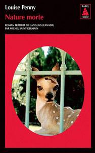 Couverture du roman nature morte de Louise Penny