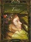 Couverture du petit grimoire des fées illustré par Sandrine Gestin ; textes de Patrick Jézéquel