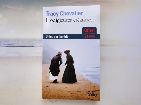 Défi Valériacr0 : Prodigieuses créatures de Tracy Chevalier pour un défi littéraire