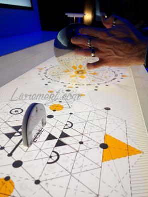 Exposition Luminopolis au Quai des Savoirs à Toulouse