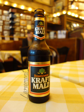 Kraft Malz, bière au malt