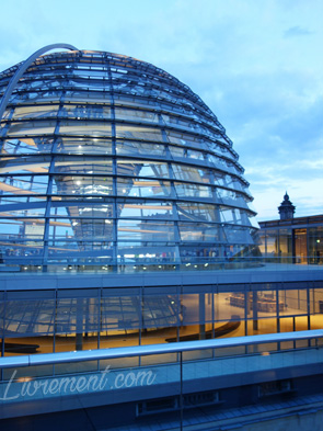 Le dome Reichstag