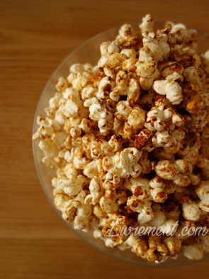 Popcorn carbone datation