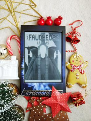 Lecture du tome 3 de La Faucheuse pour Noël