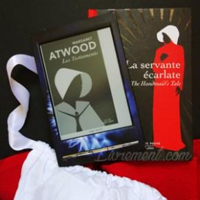 Mise en scène du roman d'Atwood : les testaments