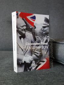 Livre La séparation de Christopher Priest, aux éditions Folio SF