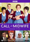 Série Call the midwife saison 9