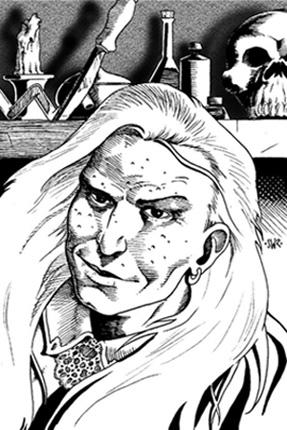 Portrait d'Umbre Tombétoile, personnage de L'assassin royal écrit par Robin Hobb