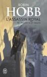 """Couverture du roman """"Serments et deuils"""" de Robin Hobb. Il s'agit du dixième tome de la série de l'assassin royal. Publié aux éditions J'ai lu"""