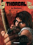 Le barbare couverture du tome 27 de Thorgal