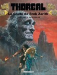 Thorgal, La chute de Brek Zarith tome 6 de Van Hamme et Rosinski