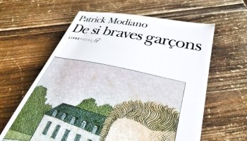DE SI BRAVES GARCONS PATRICK MODIANO