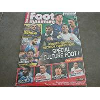 Foot Maximum Mag n°35 : Spécial Culture Foot