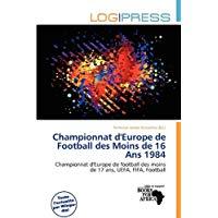 Championnat d'Europe de football des moins de 16 ans 1984