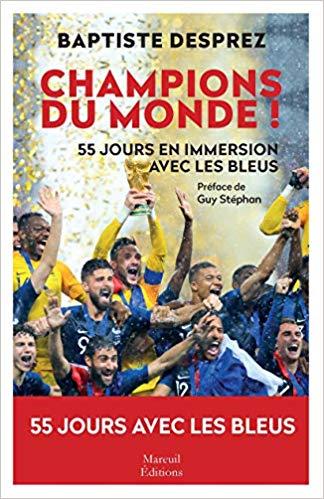 Champions du monde Couverture du livre