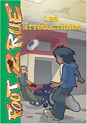 Tome 19 - Les irréductibles