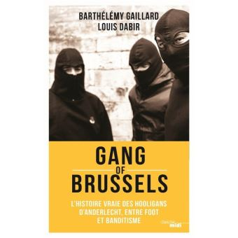 Gang of Brussels Couverture du livre