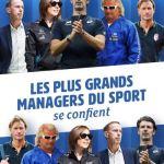 ITW – Philippe Rodier présente « Les plus grands managers du sport se confient »