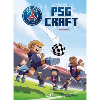 PSG Craft - Cube du monde