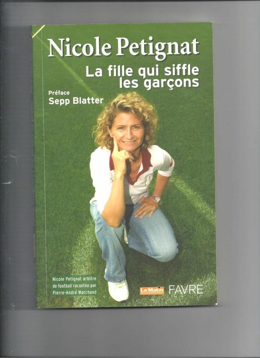 Nicole Petignat - la fille qui siffle les garçons