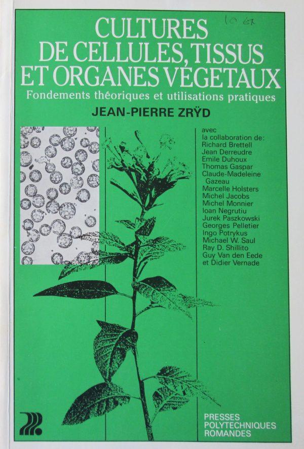Cellules et organes végétaux