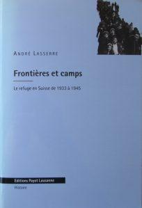 Frontières et camps