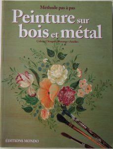 peinture bois métal