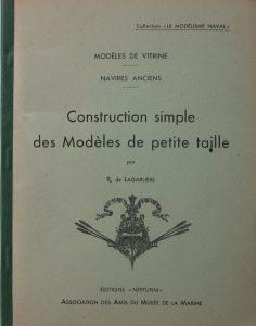 construction simple modèles petite taille