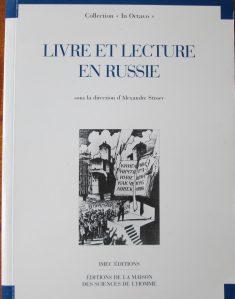 livre et lecture en Russie