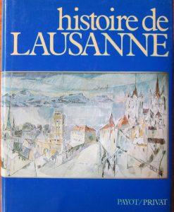 Histoire de Lausanne