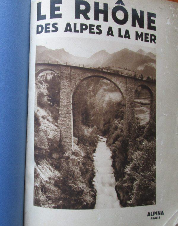 des Alpes à la Mer