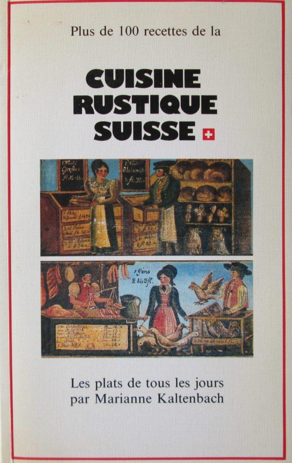 cuisine rustique suisse