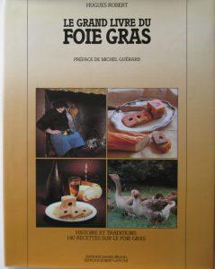 grand livre Foie gras