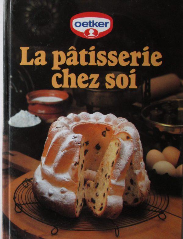 pâtisserie chez soi