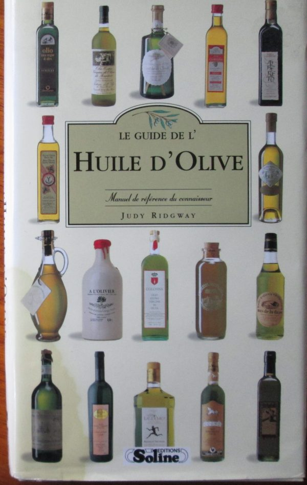 Guide huile olive