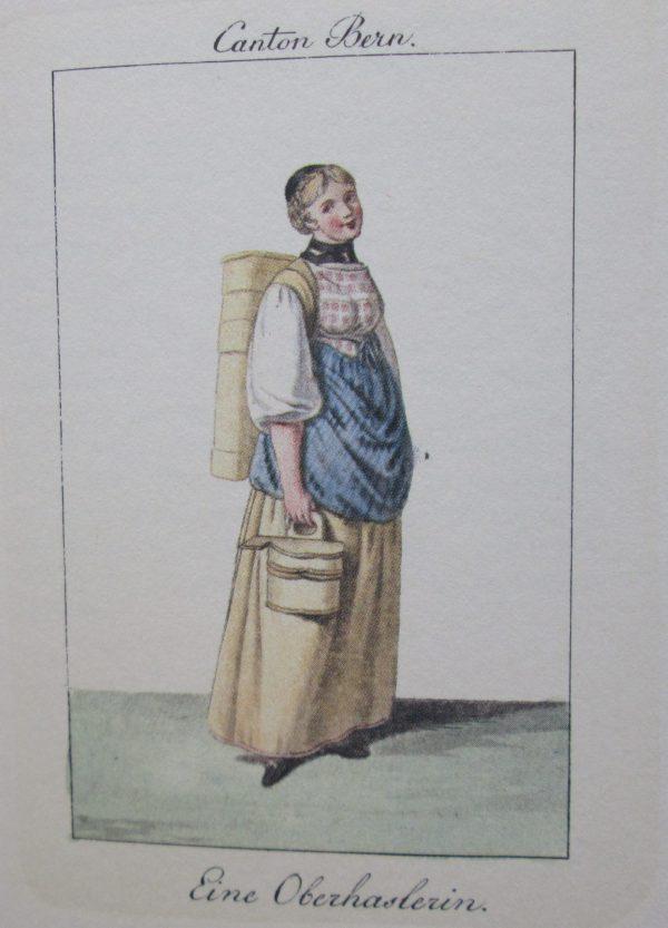 Costumes suisses