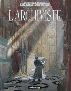 Archiviste Pt